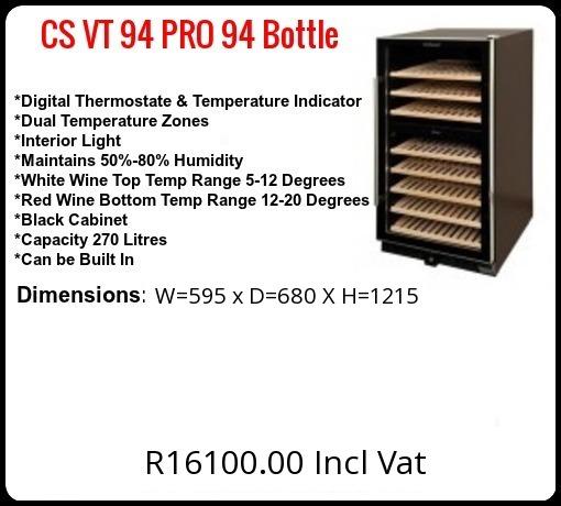 CS-VT-94 PRO-Bottles