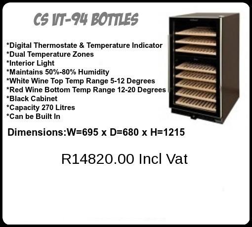 CS vt 94 Bottles