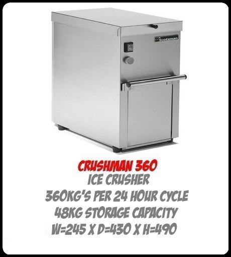 Crushman 360
