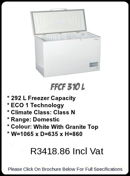 FFCF 310 L Chest Freezer
