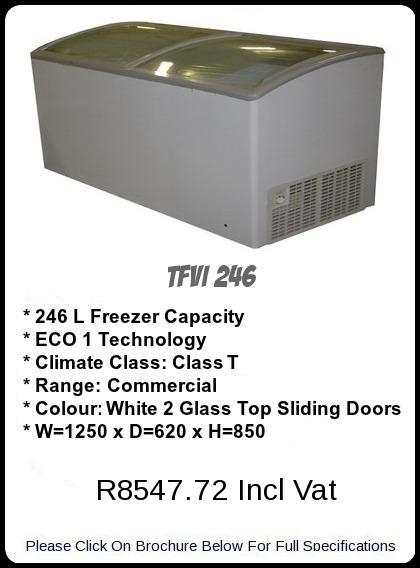 TF VI 246 Ice Cream Freezer