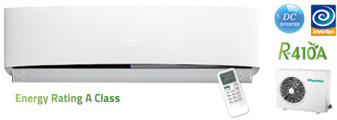 Hisense Inverter Air Conditioners