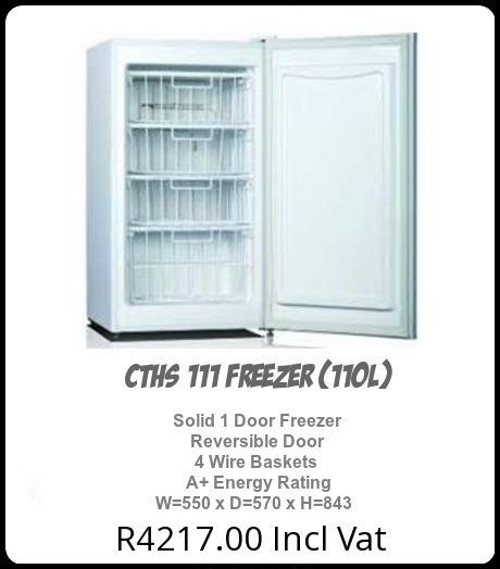 CTHS 111L FREEZER