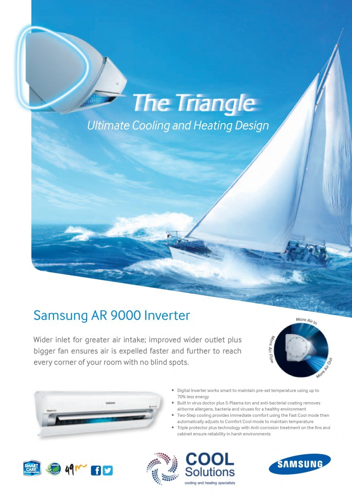 Samsung Air Conditioners Cool Solutions