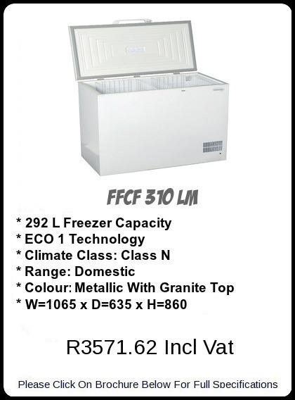 FFCF 310 LM Chest Freezer
