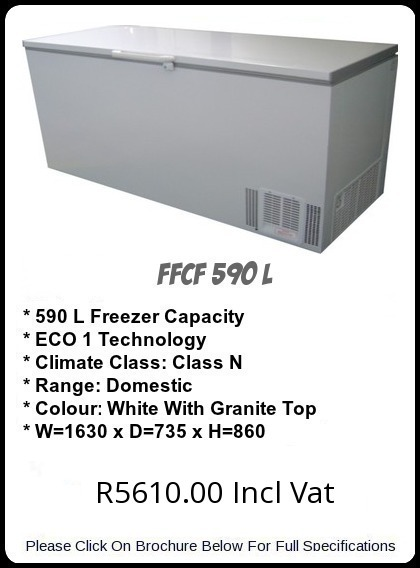 FFCF-590-L Chest Freezer