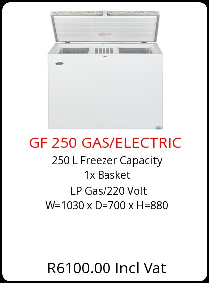 GF250 Gas~Electric