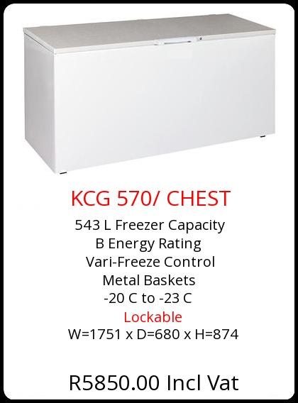 KCG 570 KIC