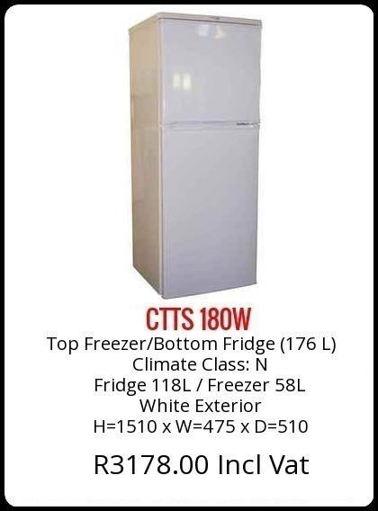 CTTS 180 W
