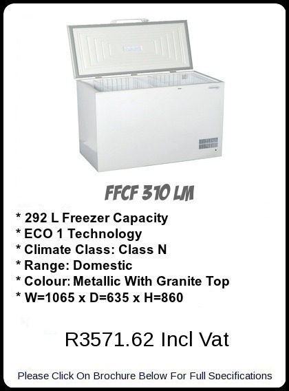 FFCF 310 LM Chest Freezer