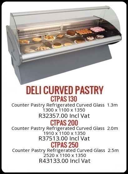Deli Curved Pastry