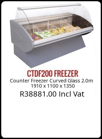 Deli Freezer Range