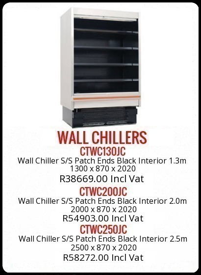 Wall Chillers