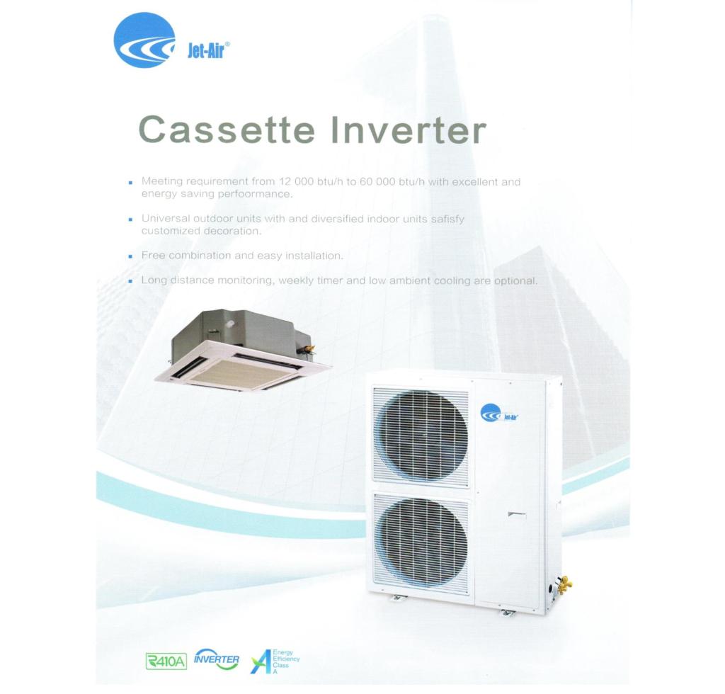 Cassette Inverter Front