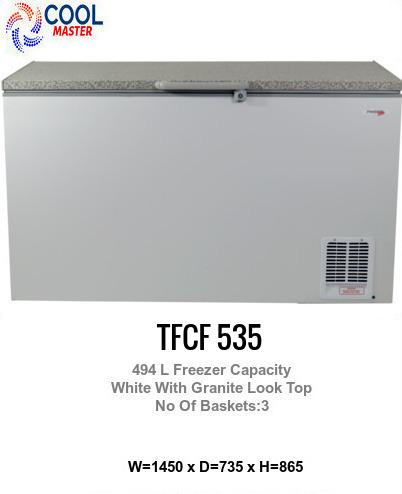 Chest Freezer Hard Top 494 L